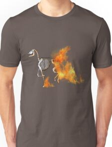 Horse from hell Unisex T-Shirt