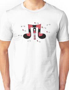 Love Hangin' With Music Unisex T-Shirt