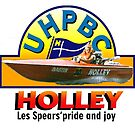 Holley'Les Spears pride and joy by harrisonformula