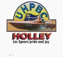Holley'Les Spears pride and joy T-Shirt