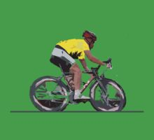 Yellow Jersey by antsp35