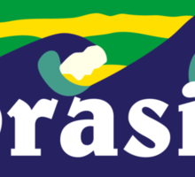 Brasil waves ondas surf Sticker