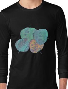 Psychedelic Fall Long Sleeve T-Shirt