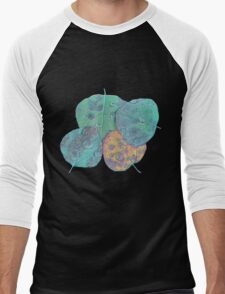 Psychedelic Fall Men's Baseball ¾ T-Shirt