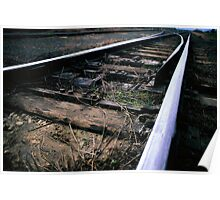 The Tracks Poster