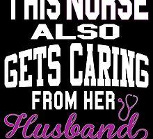 This Nurse Also Gets Caring From Her Husband by fancytees