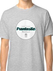 Connor Franta frantastic monday Classic T-Shirt