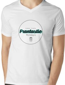 Connor Franta frantastic monday Mens V-Neck T-Shirt
