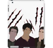 Trio Claw iPad Case/Skin