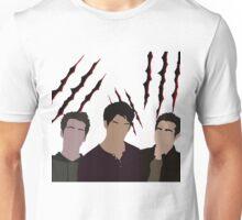 Trio Claw Unisex T-Shirt