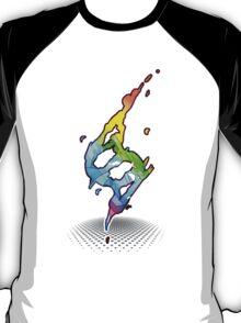 Pokemon - Mega evolution symbol - Charizard X T-Shirt