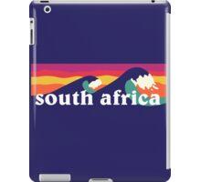 South Africa iPad Case/Skin