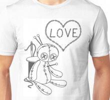 voodoo doll love stitch Unisex T-Shirt