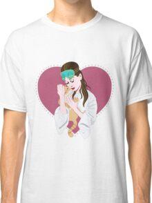 Audrey Hepburn Breakfast at Tiffany's Classic T-Shirt