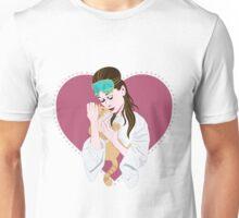 Audrey Hepburn Breakfast at Tiffany's Unisex T-Shirt
