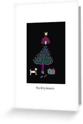 The Silly Season by Monica Ellis