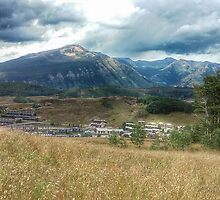 A town in Rocky mountain Bliss by 324heathers