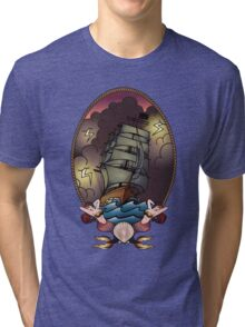 Mermaid Voyage Tri-blend T-Shirt