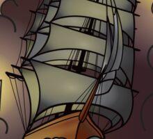 Mermaid Voyage Sticker