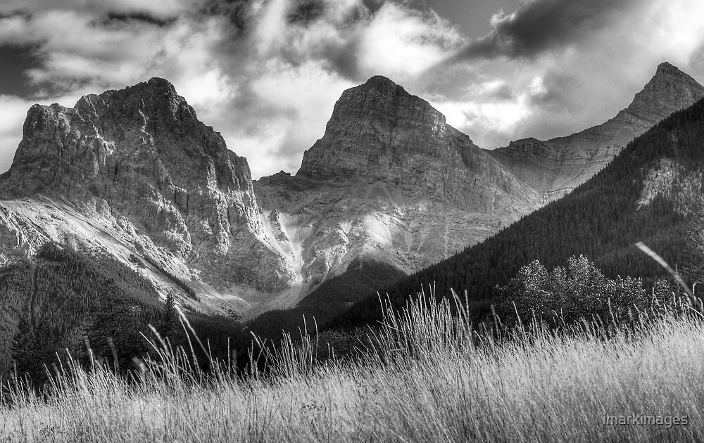 Three Sisters by imarkimages