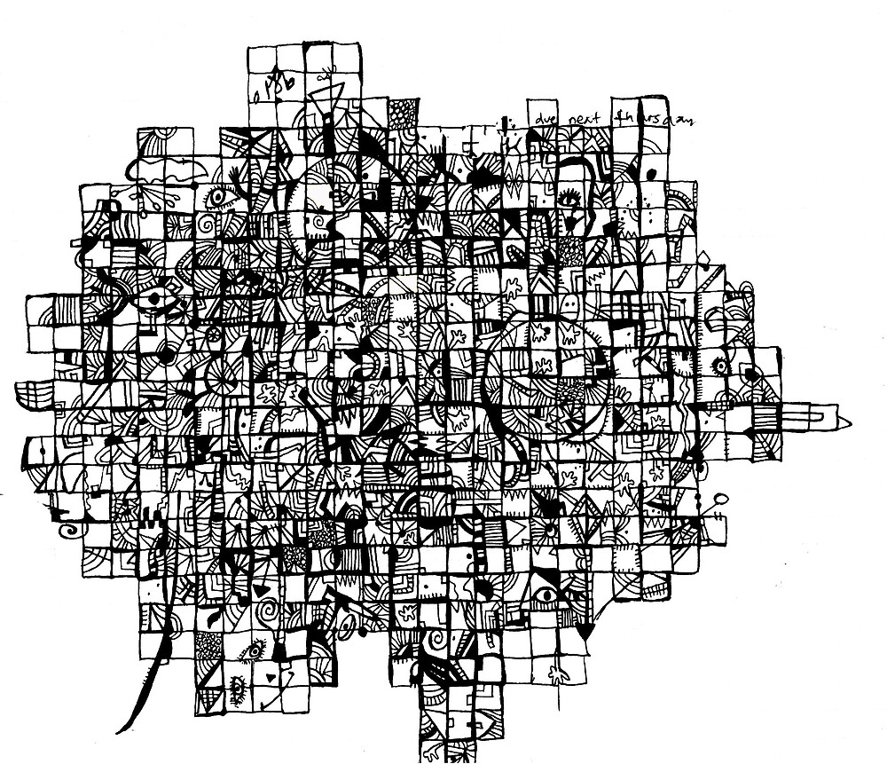 graph paper by p r