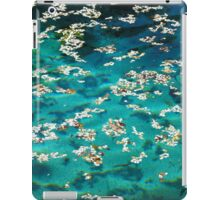 Water Petals iPad Case/Skin