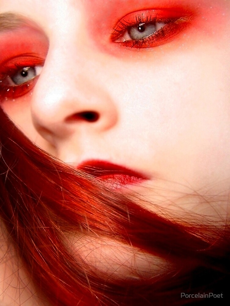Red by PorcelainPoet
