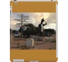 Border Village, Western Australia 2005 iPad Case/Skin