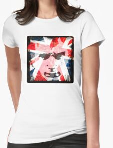 London Calling Challenge Entry Womens Fitted T-Shirt
