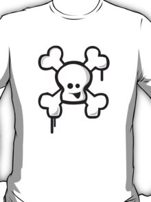 Happy Skull! T-Shirt