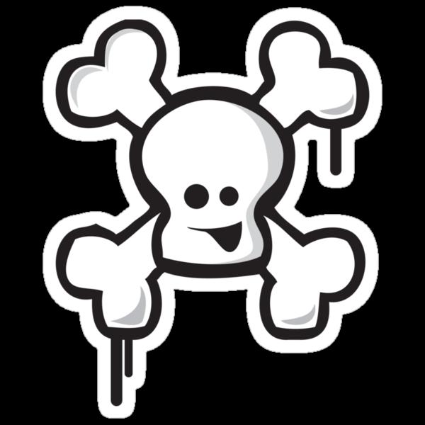 Happy Skull! by James Lillis