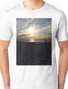 Baltic Sea Sunset Unisex T-Shirt