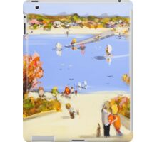 Spring Waters iPad Case/Skin