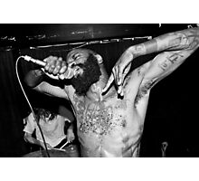 MC Ride Photographic Print