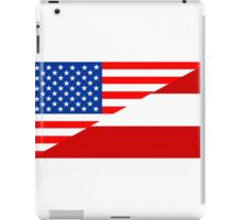 usa austria iPad Case/Skin