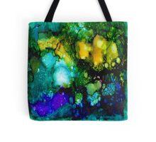 Cosmic Birth Tote Bag