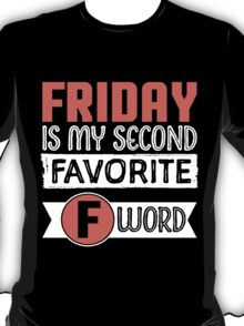Funny Friday T-shirt T-Shirt