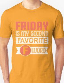 Funny Friday T-shirt T-Shirt
