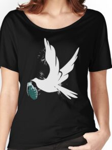 More Bombs for Peace Women's Relaxed Fit T-Shirt
