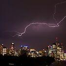 Brisbane Lightning III by GabrielK