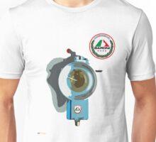 Baroni Carburetor 2 Stroke Art Unisex T-Shirt