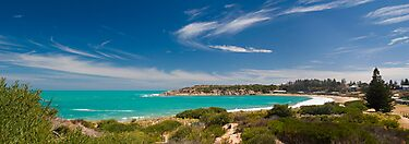 Horseshoe Bay Panoramic  by Anna Vegter