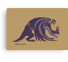 Gore Magala Emblem Canvas Print