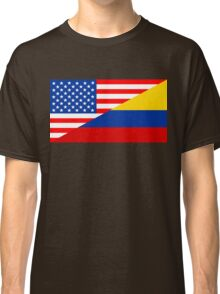 usa colombia Classic T-Shirt