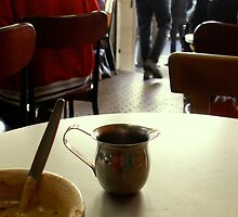 Cafe's Culture by Robert Knapman
