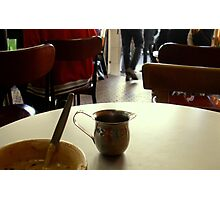 Cafe's Culture Photographic Print