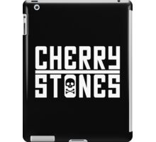 Cherry Stones - White iPad Case/Skin
