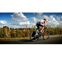 SCHLECK - LE TOUR DE FRANCE Photographic Print