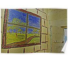 Prison view Poster