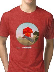 Cod4 Noobtube Tri-blend T-Shirt